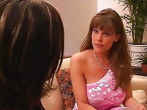 Hot MILF Rebecca Love Girl-Girl Fun