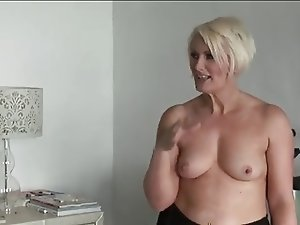 Mature Lesbian Seduces Her Friend - Cireman