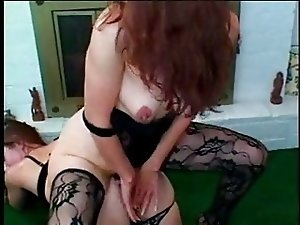 Mature Housewife plays with Her Young Maid...F70